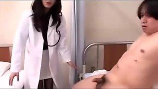 Izumi Mori And Miyuki Chiba Creampie Clinic Iii  asian cumshots asian swallow japanese chinese