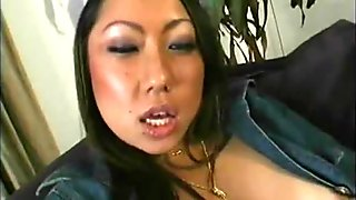 Asami is an Asian whore