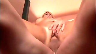 Blond MILF Chennin Blanc Attacking Dick