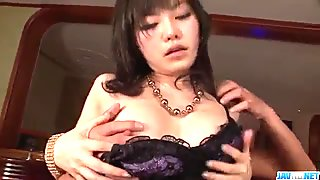 Hikaru Kirameki makes magic by sucking and fucking hard