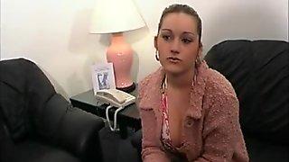 Amateur belgian slut gets anal creampie