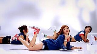 Boble pop japansk ansigt samling k-pop pmv jav
