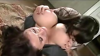 Amazing Boobs Playing Each other on Cam - More on www.hotcamgirls.co