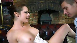 DaringSex Gorgeous Babe Passionately Fucked