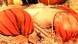 Pumpkin Asses