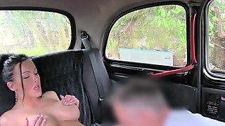 Huge fake tits amateur anal banged