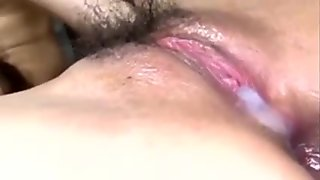 Asian MILF Takes several creampies