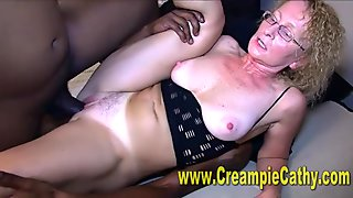 Massive BBC Creampie Compilation 02