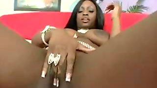 Horny Sex In Ebony Girl Back Door