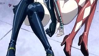 Sexy anime hot fucking wetpussy and creampie