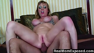 Realmomexposed hot tatovering mor bliver fucked