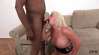 Big booty Teen rides for a creampie