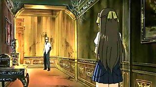 Horny Anime Couple Pussy Creampie XXX