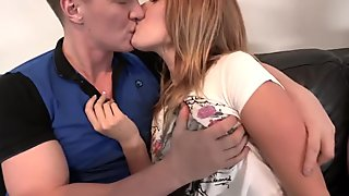 Ani Blackfox Gets Dp Hard And Has Both Holes Creampied