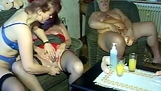 xxx groupsex with grannies