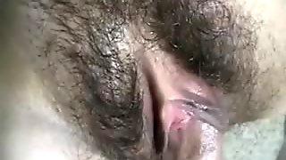 Hairy Pussy MILF Creampie