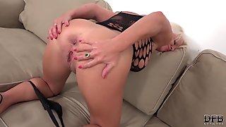 Extreme Asian bondage Creampie and Facial