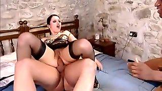 Horny pornstar in crazy threesomes, creampie xxx movie