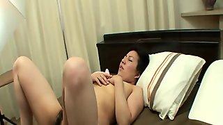 Natsuki Date - Wet Pussy JAV Mature Creampied