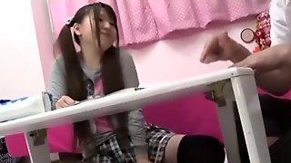 AzHotPorn.com - Petite Japanese Teen Fucking Around