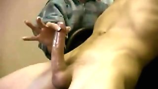 Asian redhead getting cunt teased sucks horny cock movie