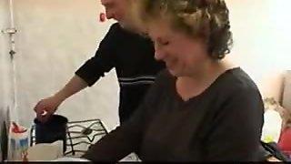 tall perky titty Vickie Medina enjoying a hard ramming session with her hor