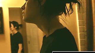 TEENFIDELITY Goth Teen Ivy Aura Hard Creampie