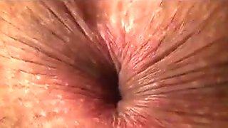 Big titty amateur girl gets a creamipie