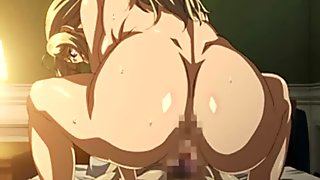 Cute Hentai Creampie XXX Anime Sister Cartoon